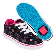 Heelys Launch Black/Hot Pink/Blue